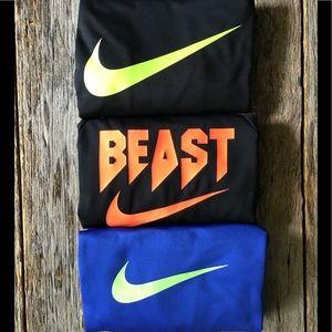 Boys Nike Large Sweatshirt Bundle